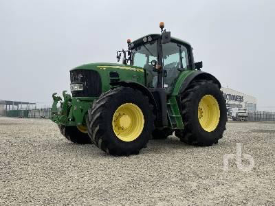 2010 JOHN DEERE 7530 PREMIUM MFWD Tractor