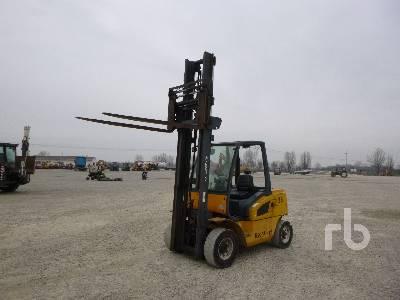 2006 JUNGHEINRICH DFG550 5 ton Forklift