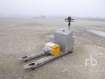 2000 JUNGHEINRICH EJE 25 G 205-67 Inox 2500 Kg Electric Pallet Jack