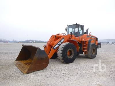 2008 DOOSAN DL450 Wheel Loader