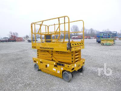 2006 HAULOTTE COMPACT 12 Scissorlift Parts/Stationary Construction-Other