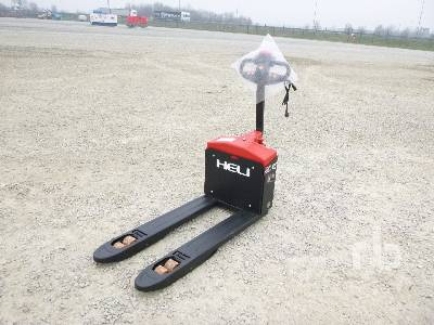 Unused HELI CBD15-170J 1500 Kg Electric Pallet Jack