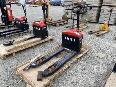 Unused HELI CBD15-170J Electric Pallet Jack