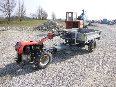 2005 GOLDONI SUPER SPECIAL Utility Tractor