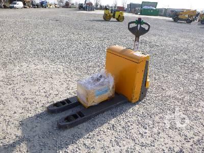 JUNGHEINRICH EJE116 1600 Kg Electric Pallet Jack