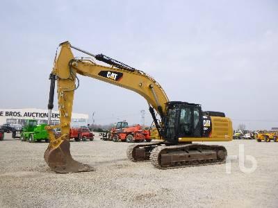 2016 CATERPILLAR 336FLN Hydraulic Excavator