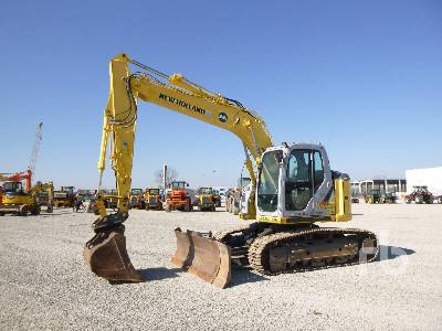 2008 NEW HOLLAND E150BSR-2 Hydraulic Excavator