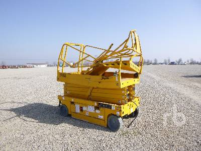 2014 HAULOTTE COMPACT 12 Electric Scissorlift Parts/Stationary Construction-Other