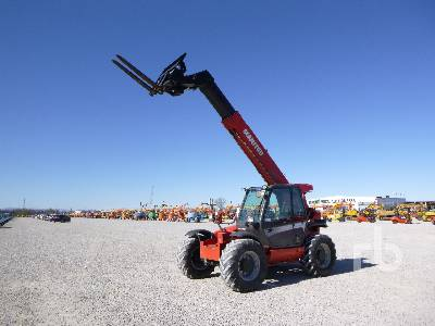 2014 MANITOU MLT845-120H Telescopic Forklift