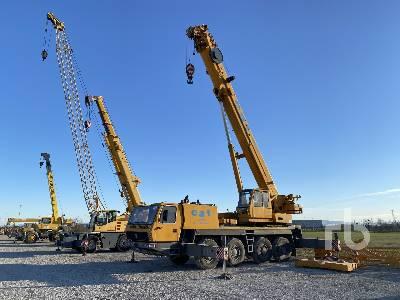 2002 GROVE GMK 4075 80 t 8x6x8 2 winch , auto lube All Terrain Crane