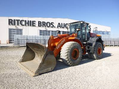2007 HITACHI ZW310 Wheel Loader