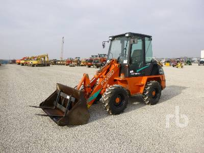 FIAT-HITACHI FW80 Wheel Loader