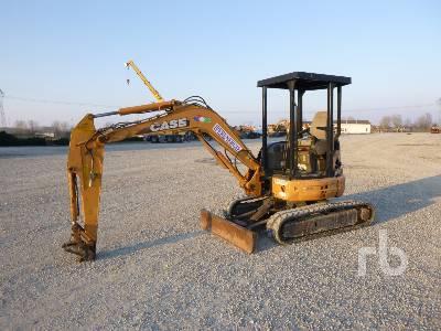 2006 CASE CX36B Mini Excavator (1 - 4.9 Tons)