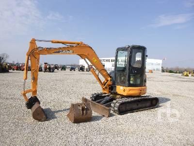 2008 CASE CX50BC Mini Excavator (1 - 4.9 Tons)