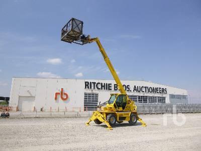 2008 MERLO ROTO 38.16 3800 Kg 4x4x4 Telescopic Forklift