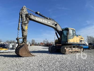 2012 VOLVO EC235DLN Hydraulic Excavator