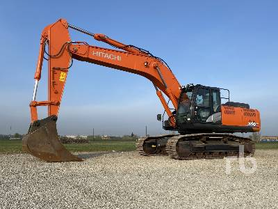 2017 HITACHI ZX350LCN-6 Hydraulic Excavator