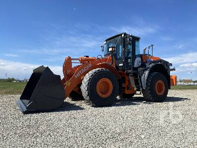 2017 HITACHI ZW250-6 Wheel Loader