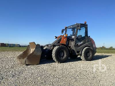 2017 HITACHI ZW95 Wheel Loader