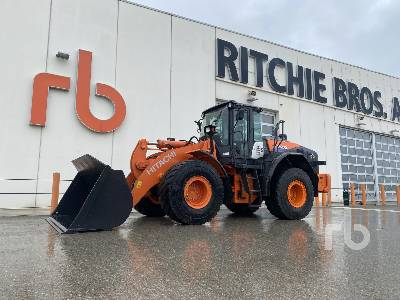 2018 HITACHI ZW220-6 Wheel Loader
