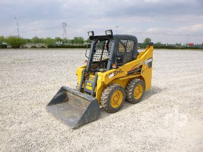 2016 GEHL SL3840 Skid Steer Loader