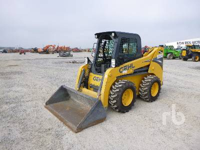 2018 GEHL R260 Skid Steer Loader