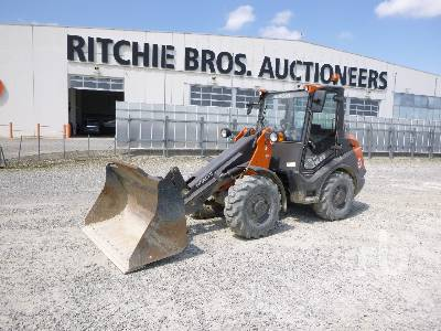 2018 HITACHI ZW65-6 Wheel Loader
