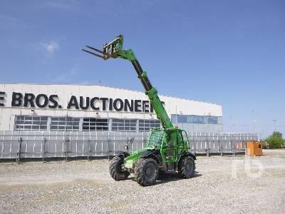 2008 JCB 535-95 3500 Kg 4x4x4 Telescopic Forklift