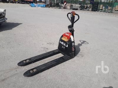 2020 HELI CBD15J-LI2 1500 Kg Electric Pallet Jack