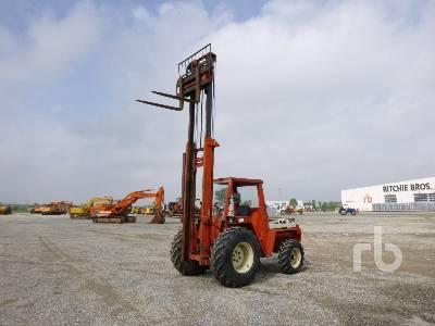 MANITOU MB30N Rough Terrain Forklift