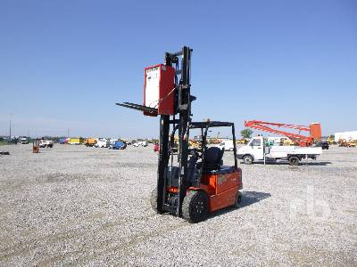 2010 HELI CPD35G1 Electric Forklift