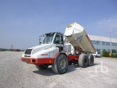 2001 ASTRA ADT30-C03 6x6 Articulated Dump Truck