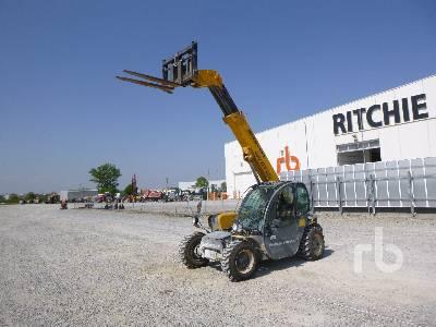 2008 DIECI APOLLO 25.6 2500 Kg 4x4x4 Telescopic Forklift