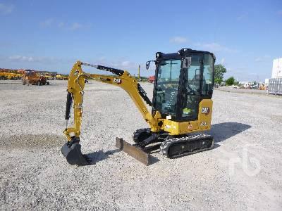 2020 CATERPILLAR 301.8CR Next Gen Mini Excavator (1 - 4.9 Tons)