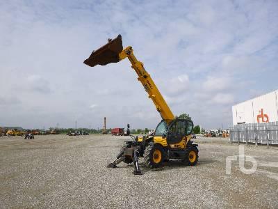 2015 DIECI RUNNER 40.13 4000 Kg 4x4x4 Telescopic Forklift