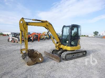 2016 KOMATSU PC45MR-3 Mini Excavator (1 - 4.9 Tons)