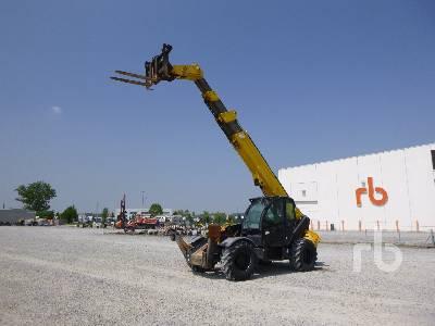 2009 HAULOTTE HTL4017 4000 Kg 4x4x4 Telescopic Forklift