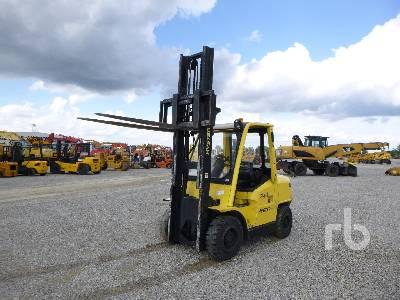 2005 HYSTER H4.00XMS-6 4000 Kg Forklift