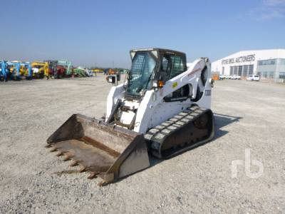 2008 BOBCAT T300 High Flow Multi Terrain Loader
