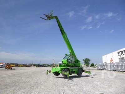 2010 MERLO ROTO 40.25MCSS 4000 Kg 4x4x4 Telescopic Forklift