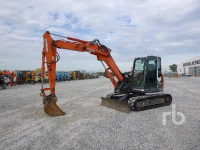 2010 HITACHI ZX85USBLC-3 Midi Excavator (5 - 9.9 Tons)