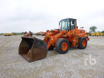 2000 FIAT-HITACHI W170 Wheel Loader