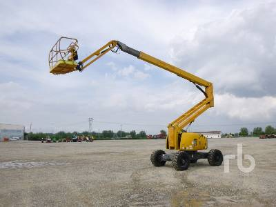 2008 HAULOTTE HA20PX Articulated Boom Lift