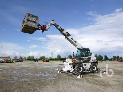 2004 MANITOU MRT1742 4200 Kg 4x4x4 Telescopic Forklift