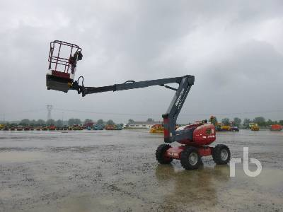 2000 MANITOU 150 Articulated Boom Lift