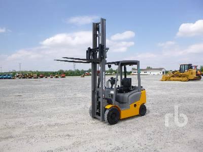 Unused 2020 JUNGHEINRICH DFG316 1600 Kg Forklift