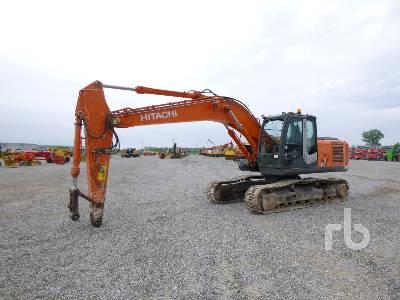 2011 HITACHI ZX210LCN-3 Hydraulic Excavator