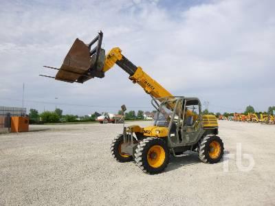 1999 DIECI ET127 3000 Kg Telescopic Forklift