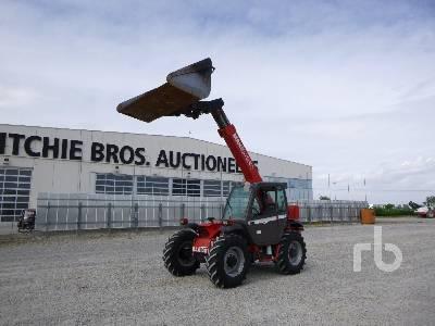 2006 MANITOU MVT735 T 3500 Kg 4x4x4 Telescopic Forklift