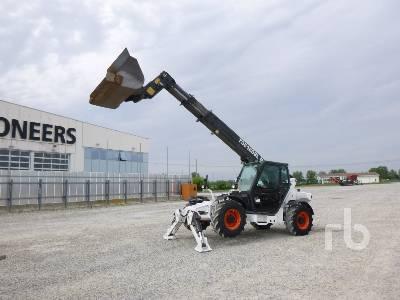 2007 BOBCAT 5700-T35120SL 3500 Kg Telescopic Forklift